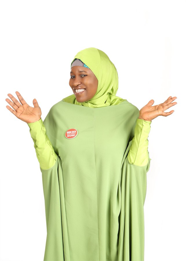 February 1 is World Hijab Day, Aisha Yesufu Demands Respect for Her Choice  (video) - Hetty Os Blog - Women focused, Very Nigerian